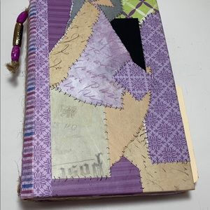Gypsy Junkin Journal Boho Notebook Keepsake Travel